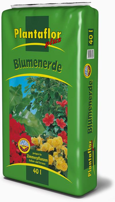 Plantaflor Blumenerde 40 Liter